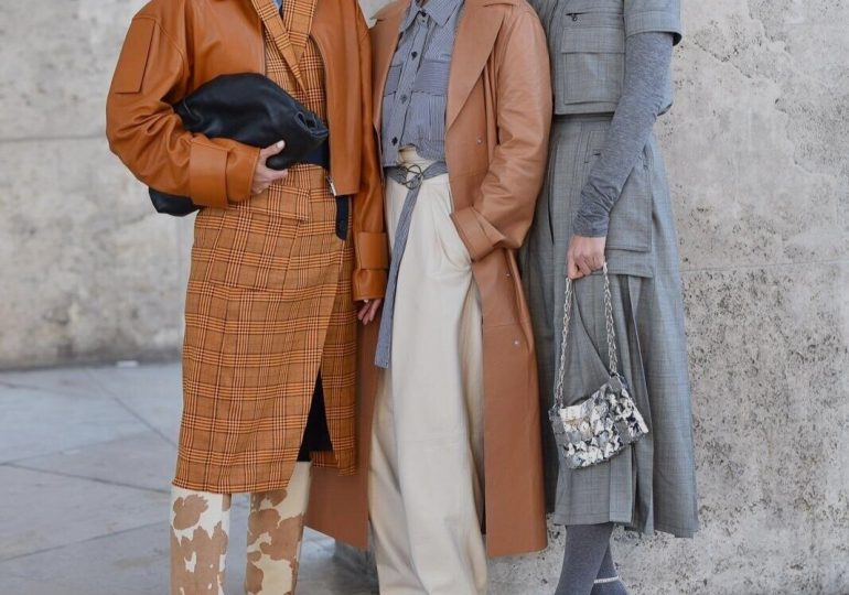 רועי קאשי מצלם ברחובות בירות האופנה