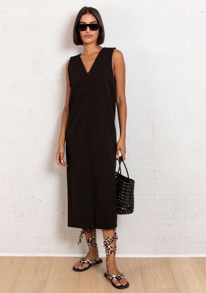 שמלה קטנה שחורה ברנדה בר מרום
